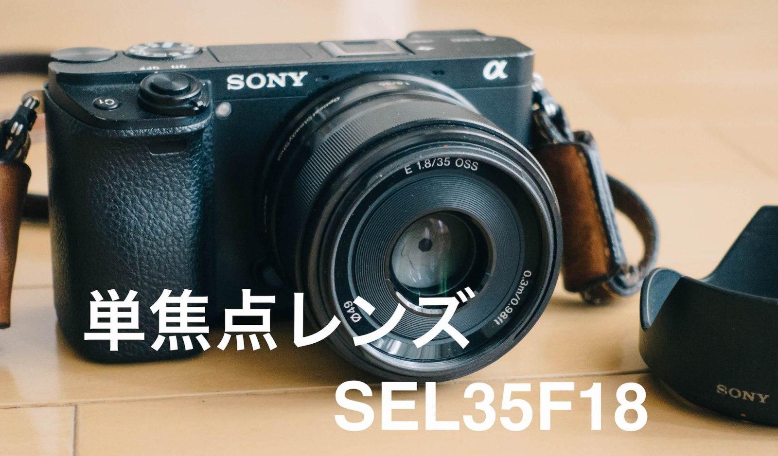 SEL35F18